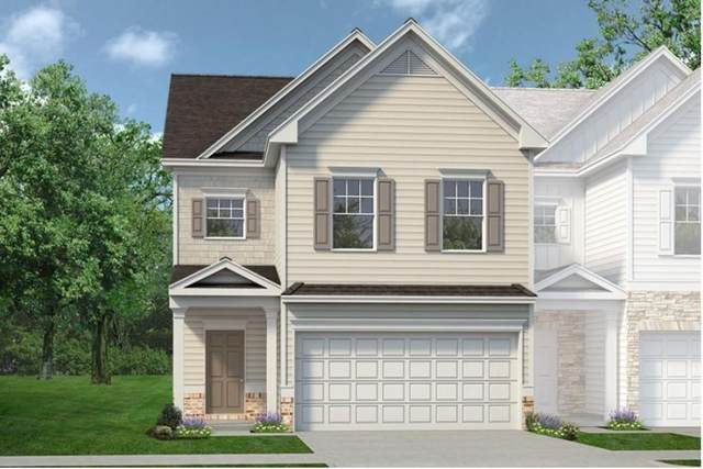 157 Inman Drive #24, Canton, GA 30114 (MLS #6822822) :: RE/MAX Center
