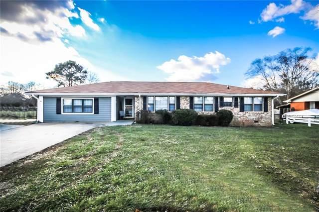 610 Grassdale Road, Cartersville, GA 30121 (MLS #6822848) :: North Atlanta Home Team