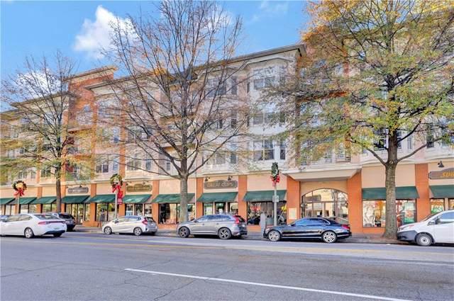 225 E Ponce De Leon Avenue #408, Decatur, GA 30030 (MLS #6822873) :: North Atlanta Home Team