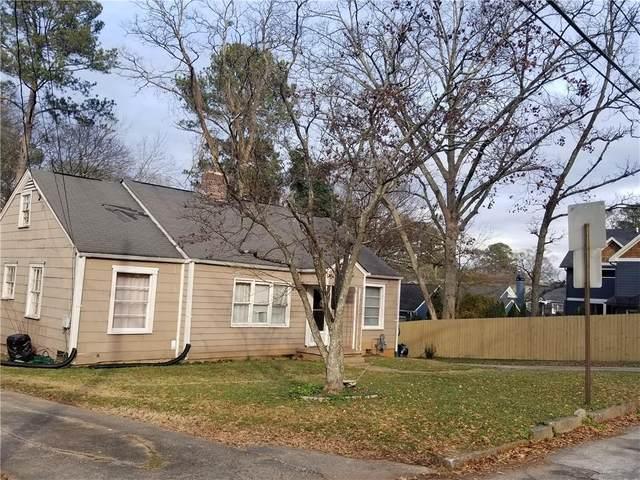 312 E Pharr Road, Decatur, GA 30030 (MLS #6822895) :: Good Living Real Estate