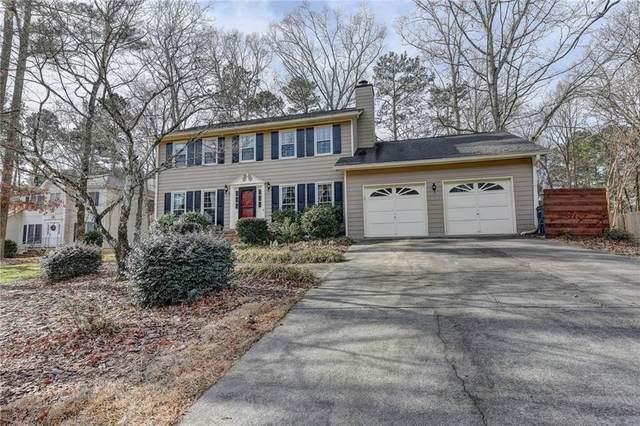 2000 Two Springs Way, Lawrenceville, GA 30043 (MLS #6822925) :: North Atlanta Home Team