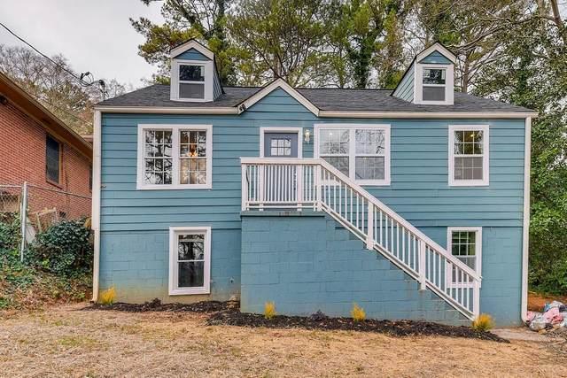 90 Whitaker Circle NW, Atlanta, GA 30314 (MLS #6822977) :: KELLY+CO