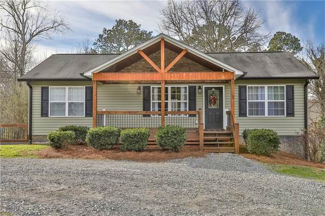85 Ivy Drive, Ellijay, GA 30540 (MLS #6823024) :: Scott Fine Homes at Keller Williams First Atlanta
