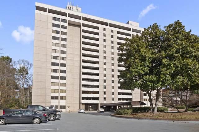 3530 Piedmont Road 11F, Atlanta, GA 30305 (MLS #6823080) :: Path & Post Real Estate