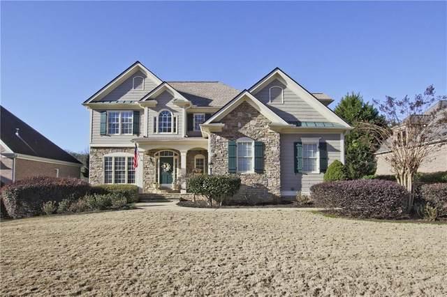 1220 Oakleigh Valley Drive, Powder Springs, GA 30127 (MLS #6823094) :: North Atlanta Home Team