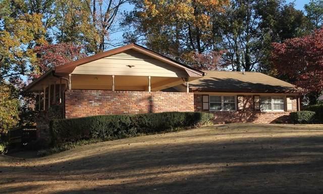 1977 Copperfield Circle, Decatur, GA 30035 (MLS #6823118) :: North Atlanta Home Team