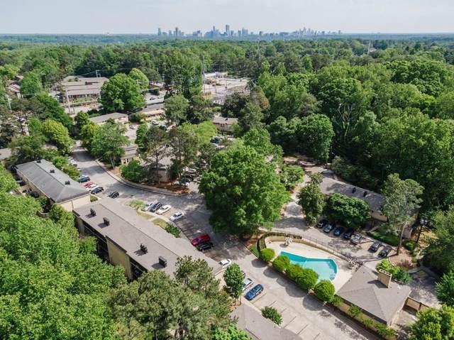 5400 Roswell Road N3, Atlanta, GA 30342 (MLS #6823153) :: North Atlanta Home Team