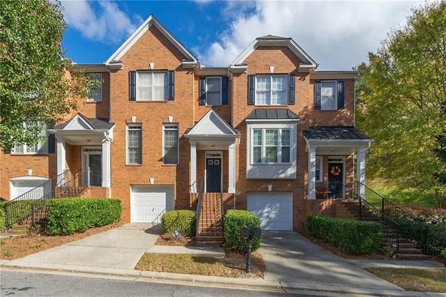 4971 Warmstone Way #16, Atlanta, GA 30339 (MLS #6823174) :: North Atlanta Home Team