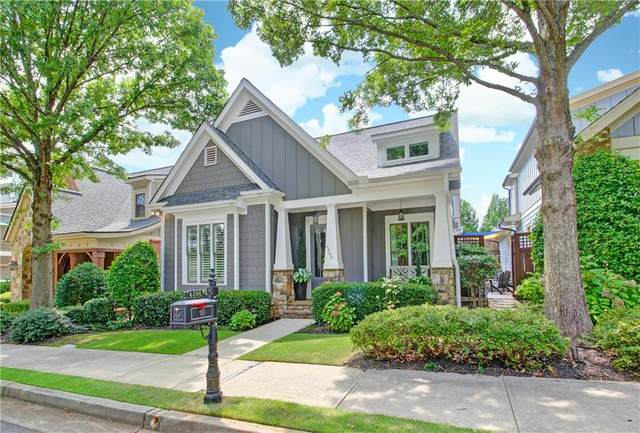 4566 Lois Street SE, Smyrna, GA 30080 (MLS #6823232) :: Path & Post Real Estate