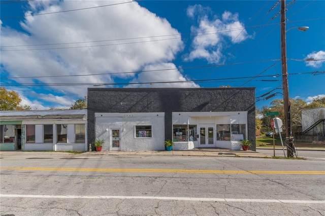 7268 Center Street, Lithonia, GA 30058 (MLS #6823339) :: RE/MAX Center