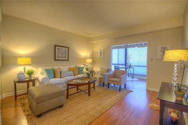 1800 Clairmont Lake #212, Decatur, GA 30033 (MLS #6823344) :: North Atlanta Home Team