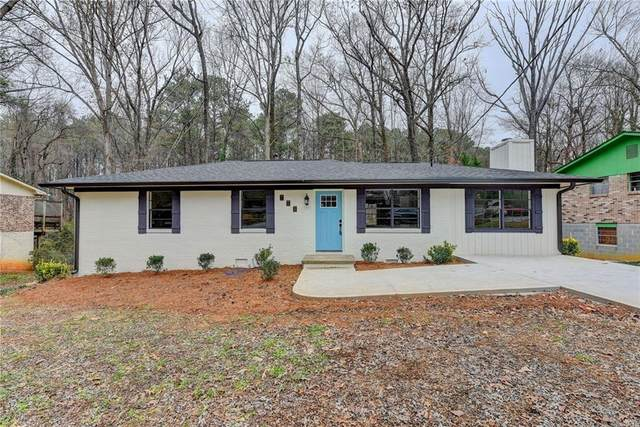 709 E Glochester Place, Norcross, GA 30071 (MLS #6823346) :: Path & Post Real Estate