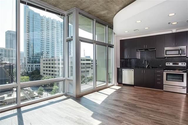 923 Peachtree Street NE #925, Atlanta, GA 30309 (MLS #6823372) :: AlpharettaZen Expert Home Advisors
