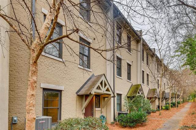 9 Knob Hills Circle #9, Decatur, GA 30030 (MLS #6823396) :: Thomas Ramon Realty