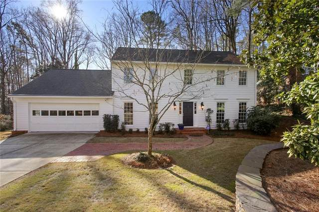 5050 Riverhill Road NE, Marietta, GA 30068 (MLS #6823433) :: Path & Post Real Estate