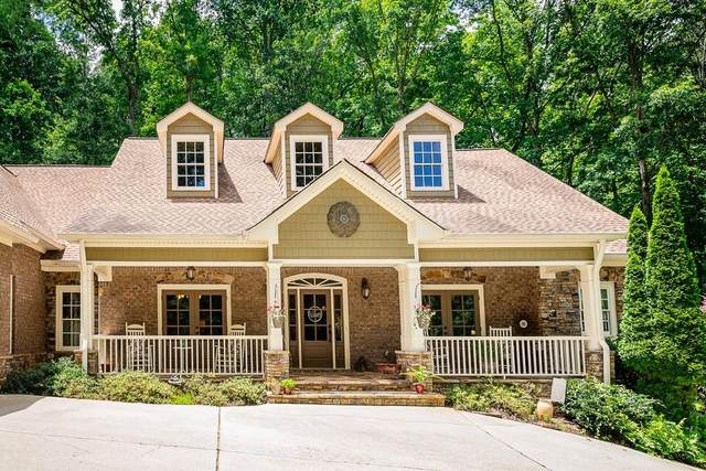 99 Madeleine Anthony Road, Dahlonega, GA 30533 (MLS #6823461) :: The Heyl Group at Keller Williams