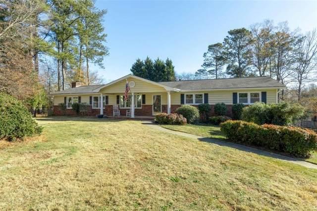 3482 Staci Court, Marietta, GA 30066 (MLS #6823472) :: North Atlanta Home Team