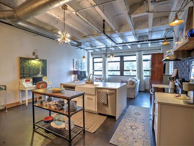 878 Peachtree Street NE #334, Atlanta, GA 30309 (MLS #6823474) :: The Zac Team @ RE/MAX Metro Atlanta