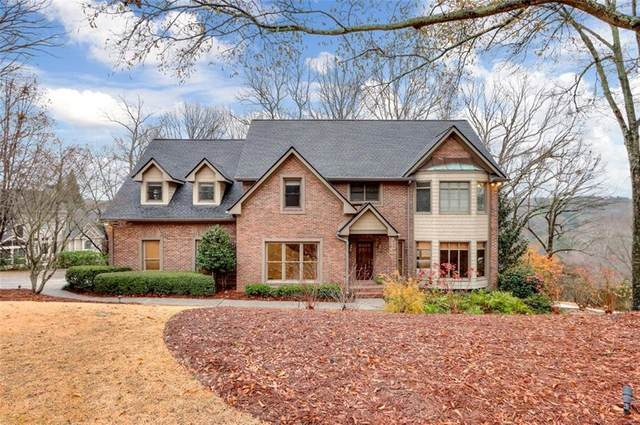 603 Club Lane SE, Marietta, GA 30067 (MLS #6823495) :: The Justin Landis Group