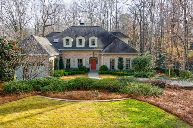 3573 Haddon Hall, Atlanta, GA 30327 (MLS #6823498) :: North Atlanta Home Team