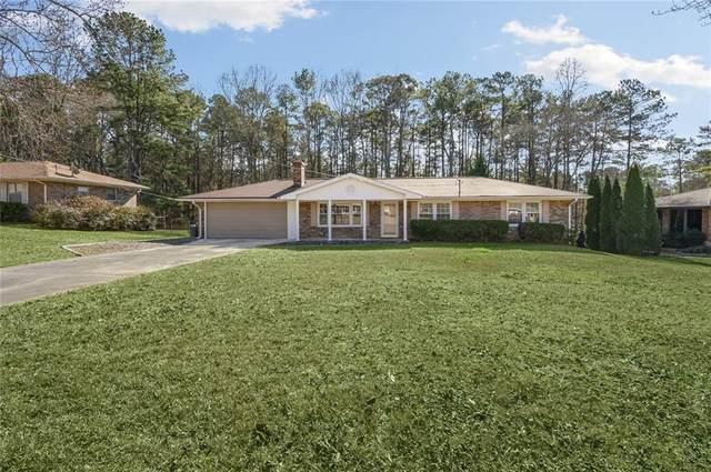 4175 Weston Drive, Powder Springs, GA 30127 (MLS #6823523) :: North Atlanta Home Team