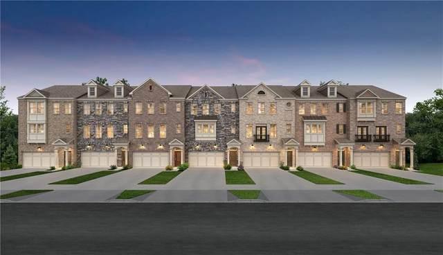 1343 Rosen Road #50, Brookhaven, GA 30319 (MLS #6823564) :: North Atlanta Home Team