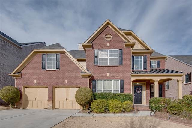 1637 Belmont Creek Pointe, Suwanee, GA 30024 (MLS #6823573) :: North Atlanta Home Team