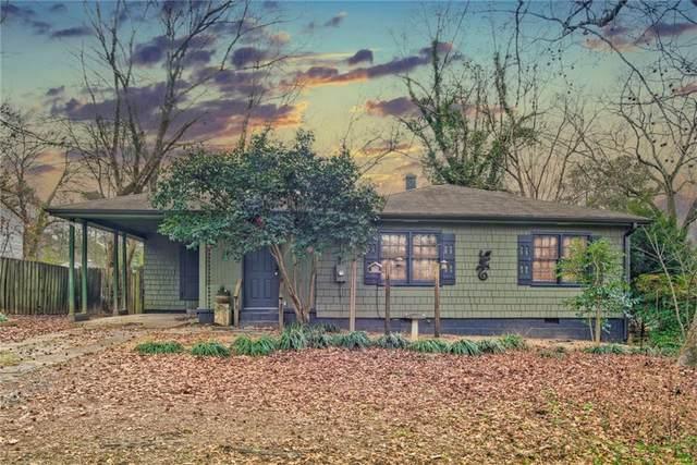 1968 La Dawn Lane NW, Atlanta, GA 30318 (MLS #6823575) :: Thomas Ramon Realty