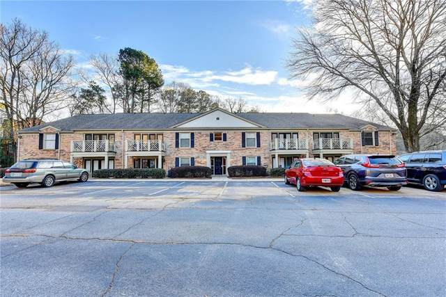 3650 Ashford Dunwoody Road #422, Brookhaven, GA 30319 (MLS #6823578) :: RE/MAX Prestige