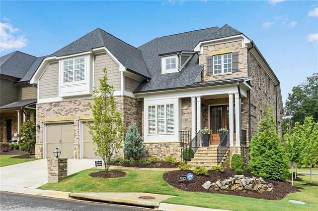 3922 Chalmers Gate SE, Smyrna, GA 30080 (MLS #6823594) :: Tonda Booker Real Estate Sales