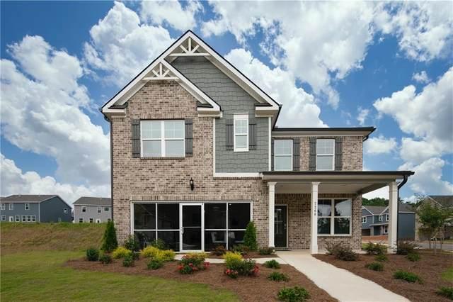 3663 Broadwick Lane, Stonecrest, GA 30038 (MLS #6823605) :: Path & Post Real Estate