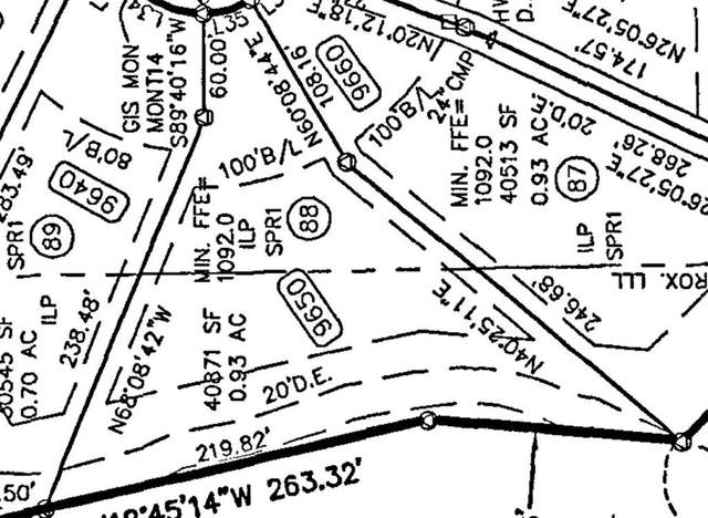 9650 Dunhill Way, Cumming, GA 30028 (MLS #6823622) :: The Heyl Group at Keller Williams
