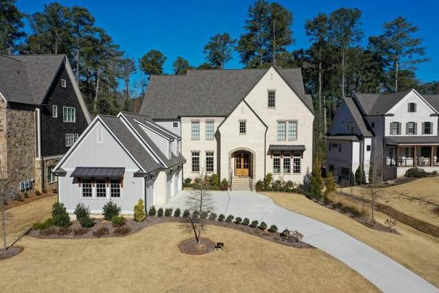 118 Dickerson Road NE, Marietta, GA 30067 (MLS #6823631) :: Path & Post Real Estate