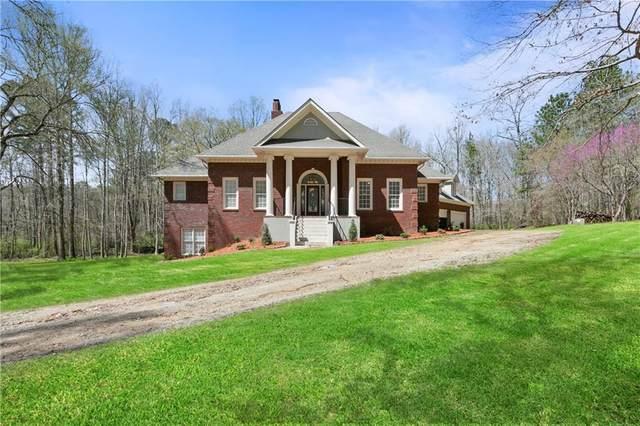 5035 Rabbit Farm Road, Loganville, GA 30052 (MLS #6823637) :: Path & Post Real Estate