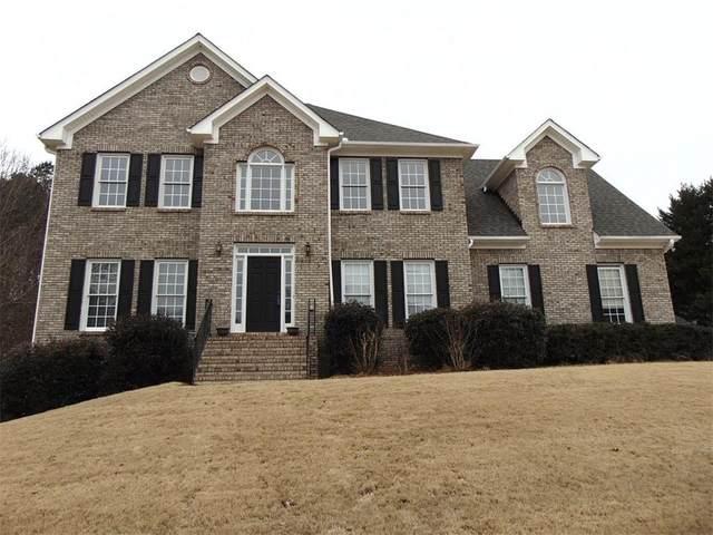 7543 Greens Mill Drive, Loganville, GA 30052 (MLS #6823669) :: Path & Post Real Estate