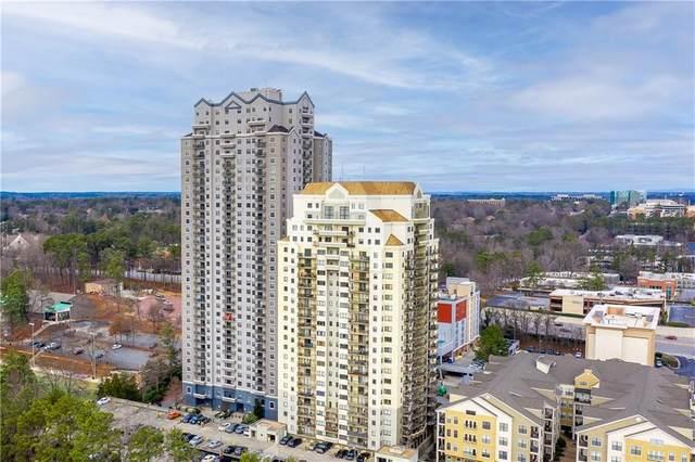 795 Hammond Drive #2304, Atlanta, GA 30328 (MLS #6823688) :: 515 Life Real Estate Company