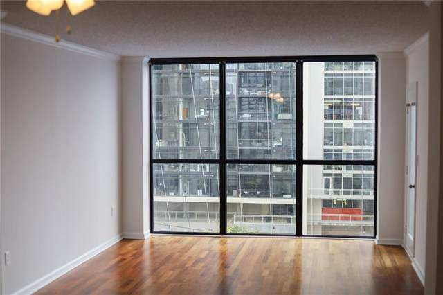 1280 W Peachtree Street NW #808, Atlanta, GA 30309 (MLS #6823702) :: Path & Post Real Estate