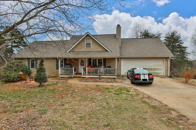 2985 Manor Ridge, Gainesville, GA 30506 (MLS #6823706) :: Path & Post Real Estate