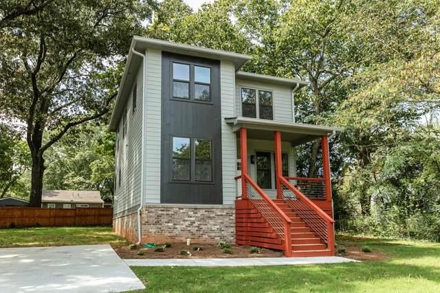 1829 Langston Avenue SW, Atlanta, GA 30310 (MLS #6823722) :: Path & Post Real Estate