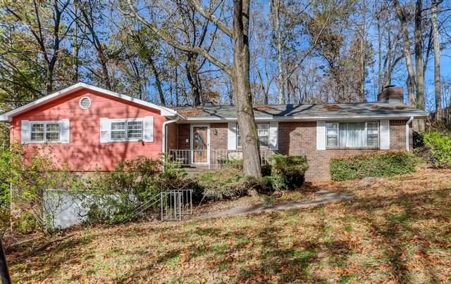 687 Kelly Drive, Marietta, GA 30066 (MLS #6823724) :: Kennesaw Life Real Estate