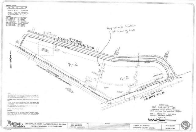 1610 Winder Highway, Dacula, GA 30019 (MLS #6823822) :: The Justin Landis Group