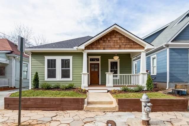 280 Josephine Street NE, Atlanta, GA 30307 (MLS #6823824) :: RE/MAX Paramount Properties