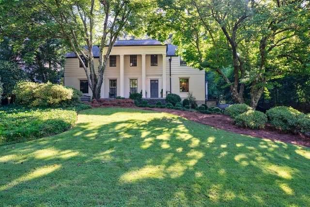 2361 Alton Road NW, Atlanta, GA 30305 (MLS #6823859) :: AlpharettaZen Expert Home Advisors