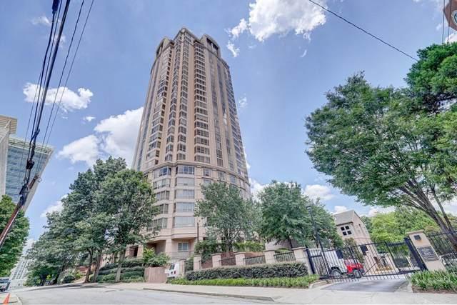 3475 Oak Valley Road #2150, Atlanta, GA 30326 (MLS #6823860) :: The Justin Landis Group