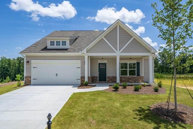 210 Crestbrook Lane #113, Dallas, GA 30157 (MLS #6823870) :: Path & Post Real Estate