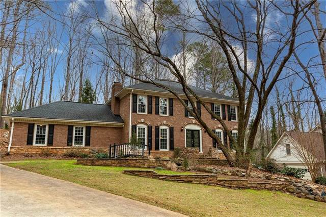 2735 Chimney Springs Drive, Marietta, GA 30062 (MLS #6823881) :: North Atlanta Home Team