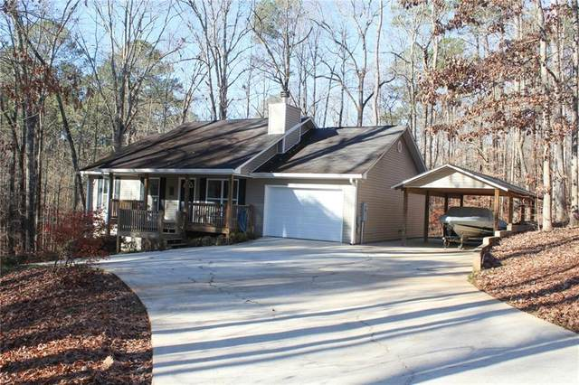1155 Fishing Creek Estates Drive, Lincolnton, GA 30817 (MLS #6823923) :: Path & Post Real Estate