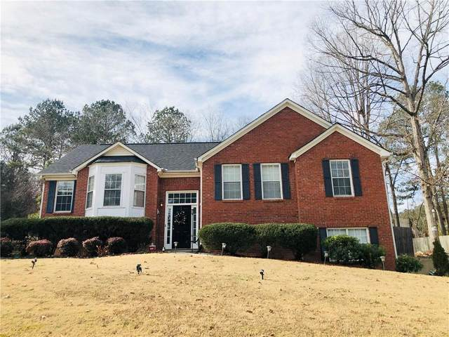 1015 Spanish Moss Lane, Lawrenceville, GA 30045 (MLS #6823934) :: North Atlanta Home Team