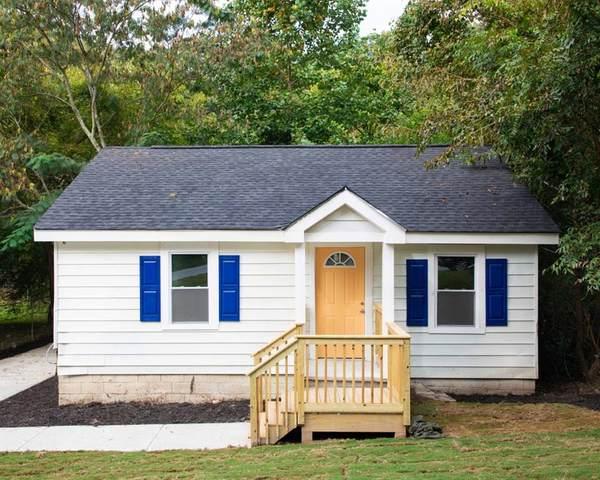 116 Holly Road NW, Atlanta, GA 30314 (MLS #6823943) :: North Atlanta Home Team