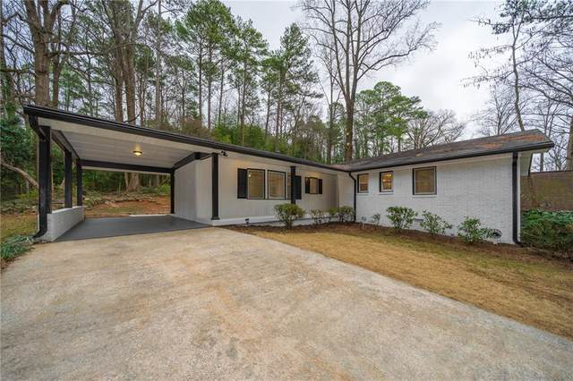 3030 Briarlake Road, Decatur, GA 30033 (MLS #6823984) :: The Cowan Connection Team